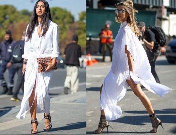 Уличен стил директно от модния подиум